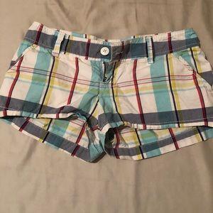 women's size 1 shorts